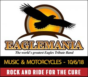 EAGLEMANIA LIVE! THE WORLD'S GREATEST EAGLES COVER BAND in Artie's Bar and Grill