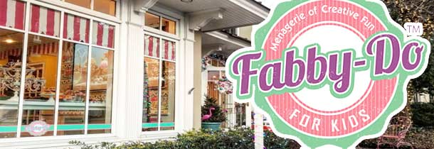 Fabby-Do for Kids is an Award-Winning Creation and Party Boutique for children encouraging hands-on creation & the arts.