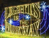 Allentown PA Holiday Light Display